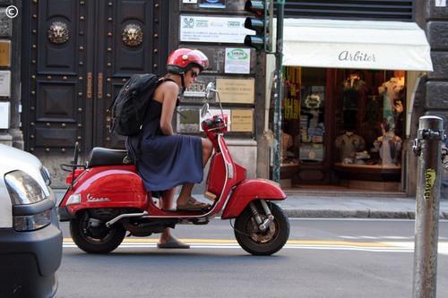 2010, Génova, Itália