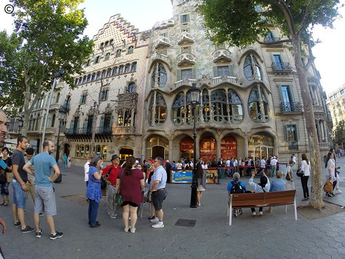 From Lisbon to Croatia - dia 3 - Barcelona - Las Ramblas